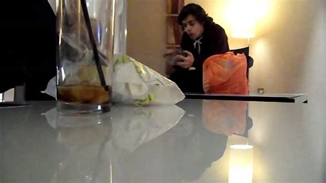 chilling with harry styles and louis tomlinson 2 - YouTube