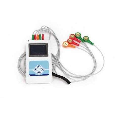 Holter Monitor Machine, for Hospital, Rs 80000 /piece