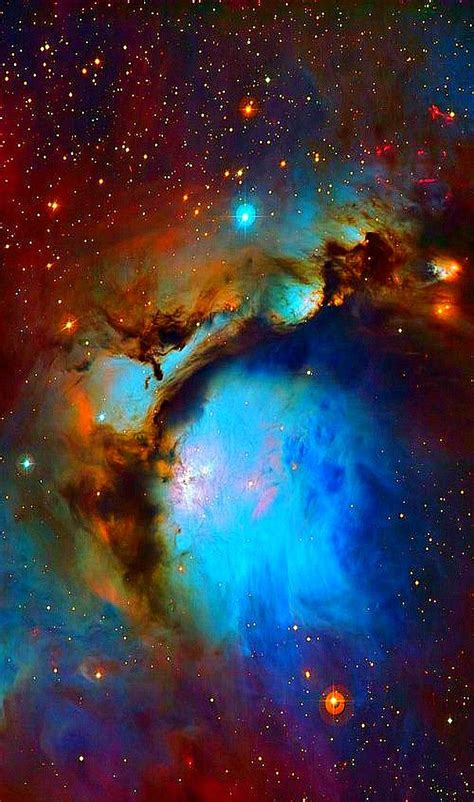 """n-a-s-a: """" The Nebula Messier 78 is a reflection nebula in"""