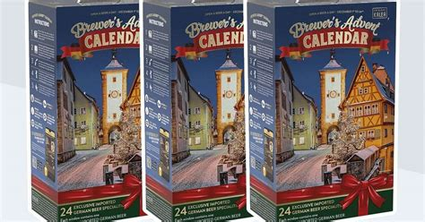 Costco's Boozy New Advent Calendar Is All You'll Want for