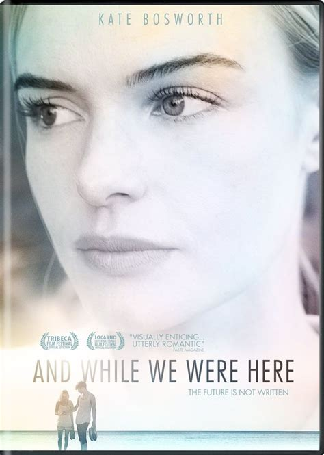 And While We Were Here DVD Release Date November 19, 2013