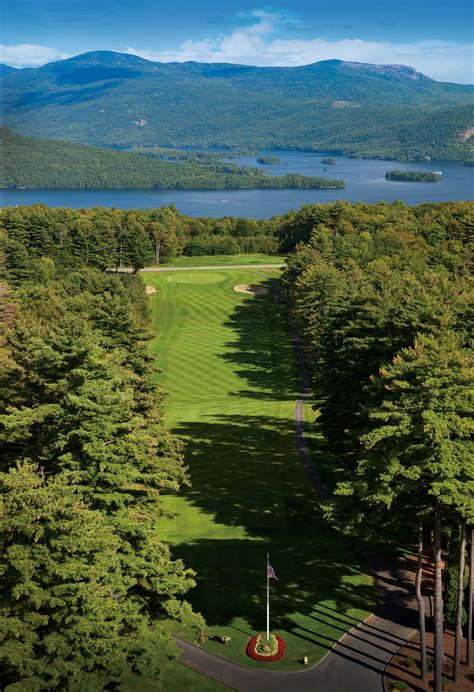 New York a Natural for a Great Golf Getaway