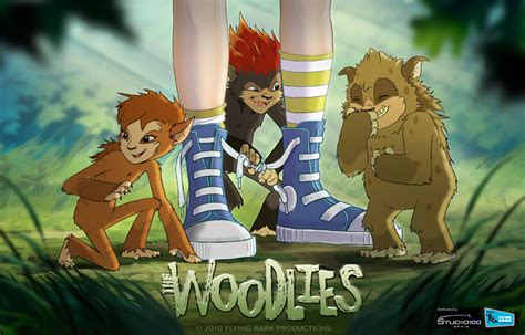 More Outlets Are Bushytailed for 'The Woodlies'