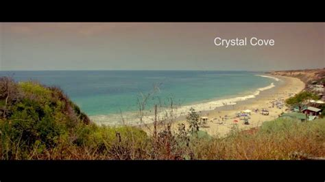 Crystal Cove State Park - YouTube