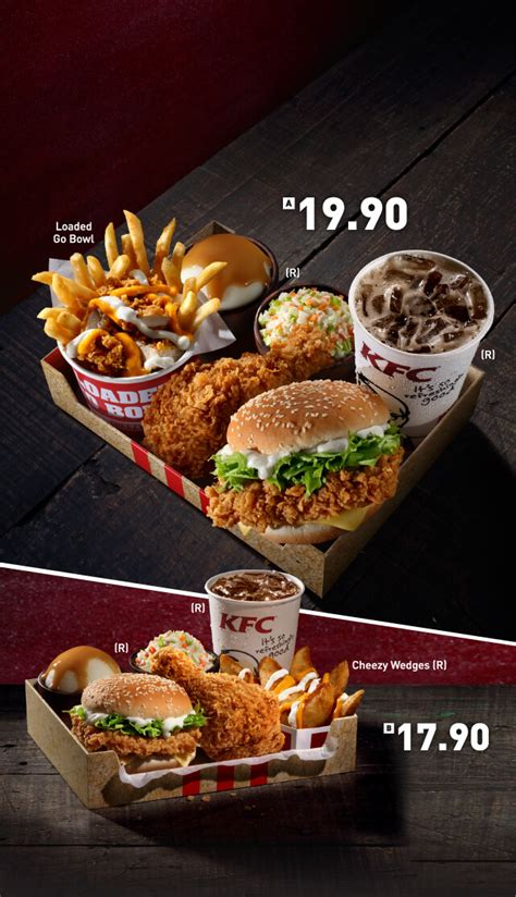 KFC Malaysia releases The One Box Promotion – Megasales