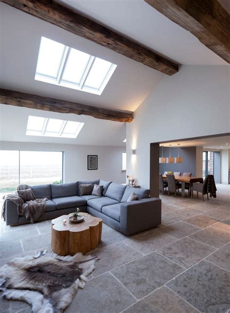 Cheshire Barn Renovation & Extension - Contemporary