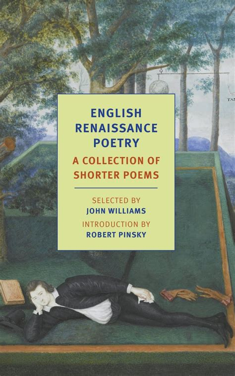 English Renaissance Poetry – New York Review Books