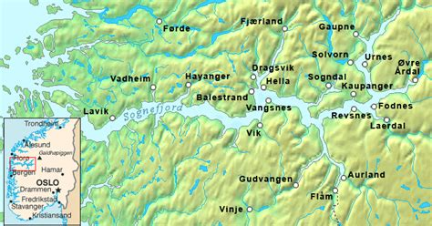 Sognefjord – Wikipedie