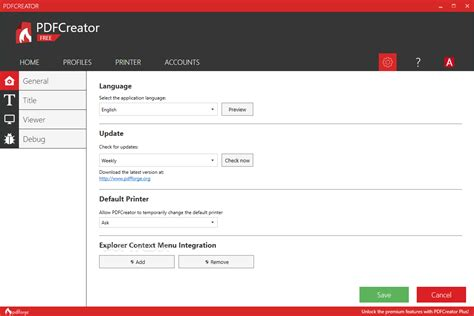 Download PDFCreator 3
