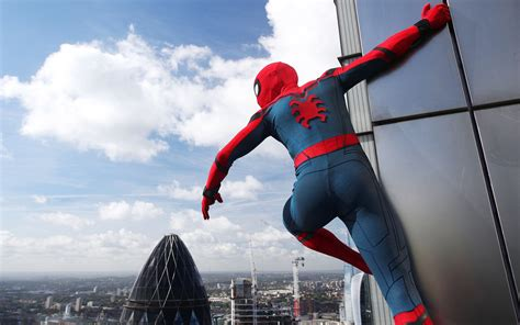 Spiderman Homecoming 4K Movie Wallpapers   HD Wallpapers