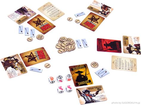 Bang! The Dice Game   Team Board Game