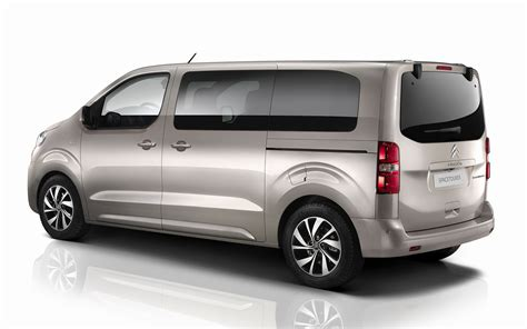 2016 Citroen SpaceTourer - Wallpapers and HD Images   Car