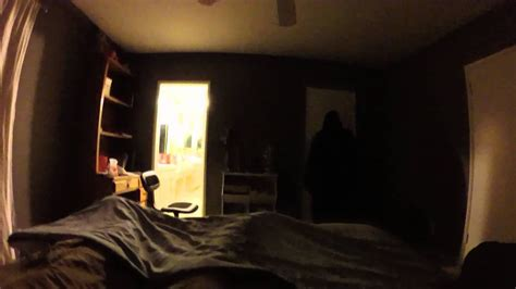 Shadow People caught on my Go Pro! - YouTube