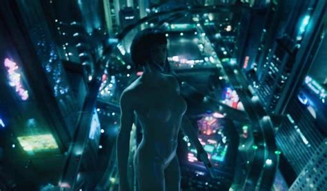 Ghost in the Shell new movie trailer   wordlessTech