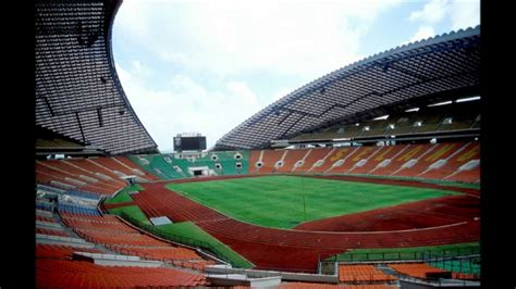 Top 10 Biggest Football Stadiums - Asia - YouTube