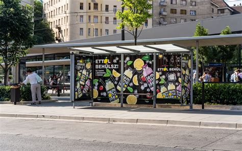 Cappy Campaign | JCDecaux Hungary