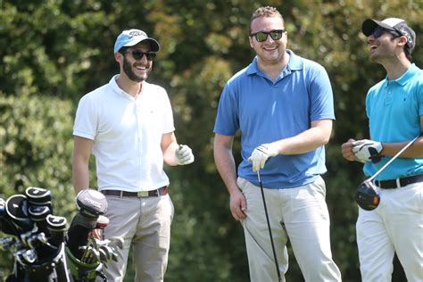 MACCABI GB HOSTS FIRST EVER GOLF INVITATIONAL TO A TEE