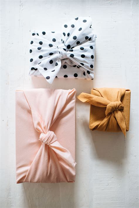 Four Creative Gift Wrapping Ideas To Make This Weekend | A