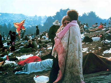 Throwback To Woodstock '69 - The Greatest Festival In Rock