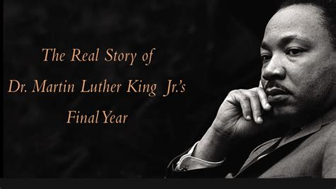 """READ: """"Death of a King: The Real Story of Dr"""