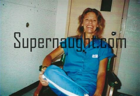 Aileen Wuornos Death Row Photo – Supernaught