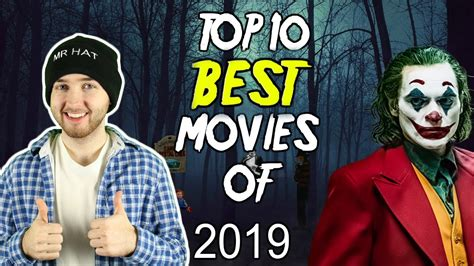 Top 10 Best Movies of 2019! - YouTube