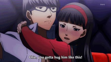Persona 4 GIFs - Find & Share on GIPHY
