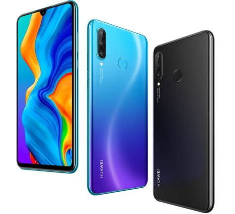 Huawei P30 Lite With Triple Camera Setup Launched in India