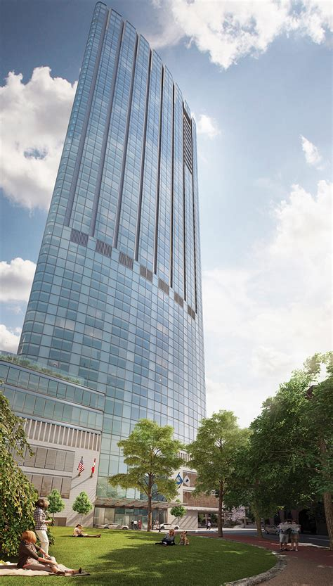 The Four Seasons' One Dalton Street Is a Tower of Power