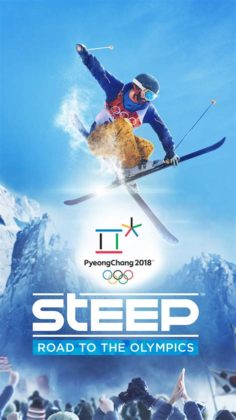 Wallpaper Steep, Road to the Olympics, E3 2017, 5K, Games