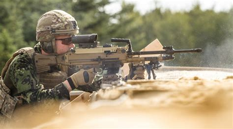 H&K MG5 Accuracy Req't Doubled to Allow Guns' Acceptance