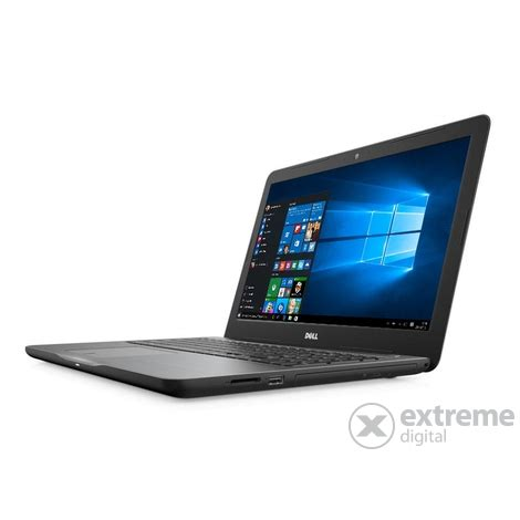 Dell Inspiron 5567_222499 notebook, fekete + Windows 10