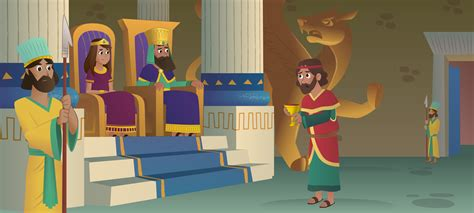 """In New Bible App for Kids Story, """"The Walls Go Up,"""" God"""