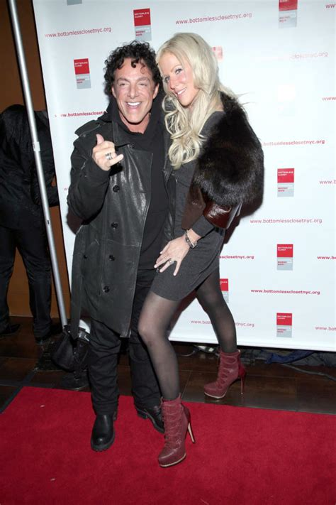 Michaele Salahi and Neal Schon: Engaged! - The Hollywood