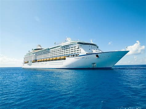 Voyager of the Seas makes maiden call at Manila