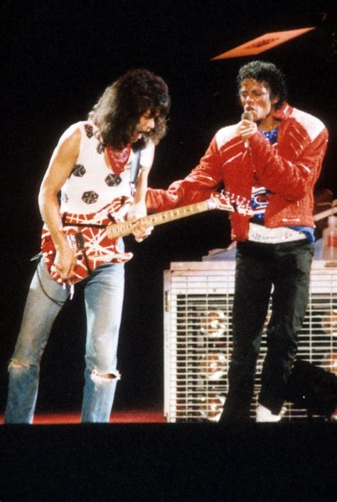 'Beat It': Eddie Van Halen Never Saw a Penny From His