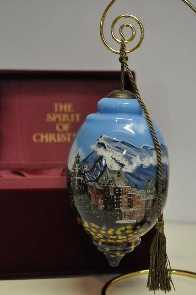 Banff and Canadiana Ornaments – thespiritofchristmas