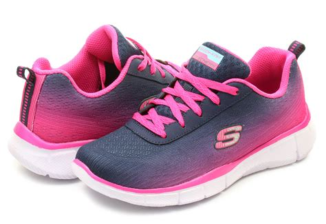 Skechers Cipő - Equalizer - 81799L-nvhp - Office Shoes