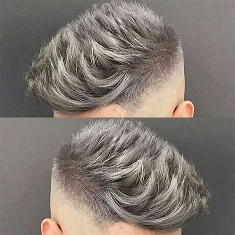@jose_the_barber_10 - Love that Silver Grey Colour