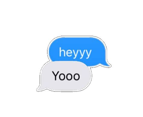 blue imessage message bubble iphone phone text words