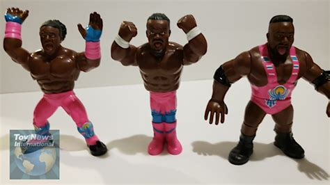 Mattel's WWE Retro Figures & Ring Review & Image Gallery