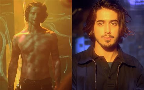 Tyler Posey and Avan Jogia get passionate in Now