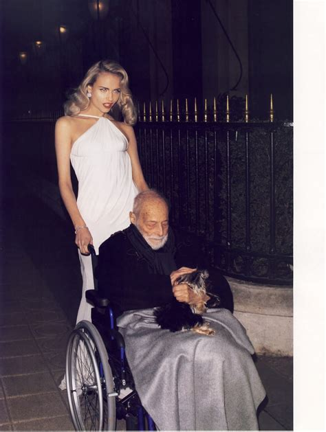 """CITIZEN CHIC: Natasha Poly """"Just Married"""""""