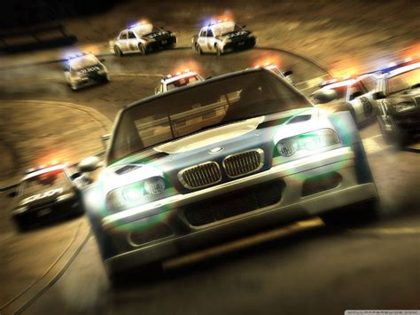 Need For Speed Most Wanted 4k Hd Desktop Wallpaper Bmw M3