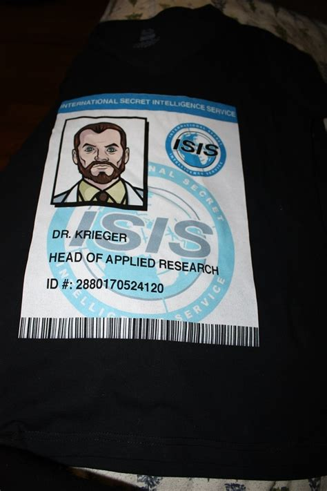 Delivery from Fort Kickass! - Archer - redditgifts