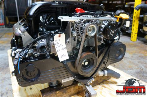 10 11 12 SUBARU LEGACY OUTBACK FORESTER EJ25 ENGINE ONLY 2