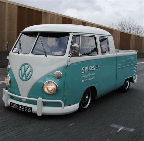 Pin by Foxyguy's Finds on VW Double Cab Only - I will have