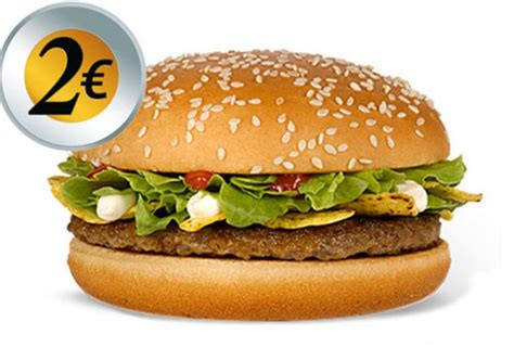 12 foreign McDonald's menu items that should absolutely be