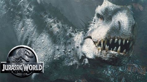 How Big Would The Indominus Rex Be If It Never Died
