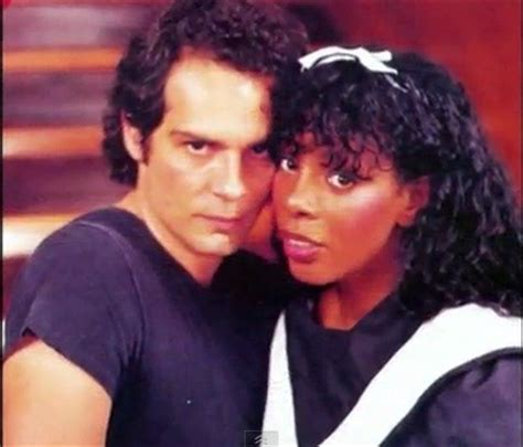 Donna Summer And Second Husband, Bruce Sudano - Classic R